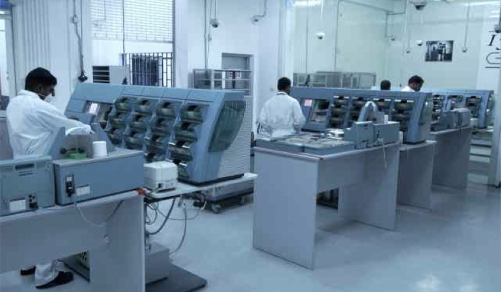 Automation of cash processing